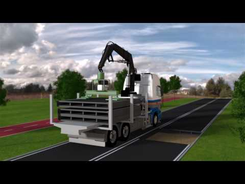 Total - A revolution in building roads
