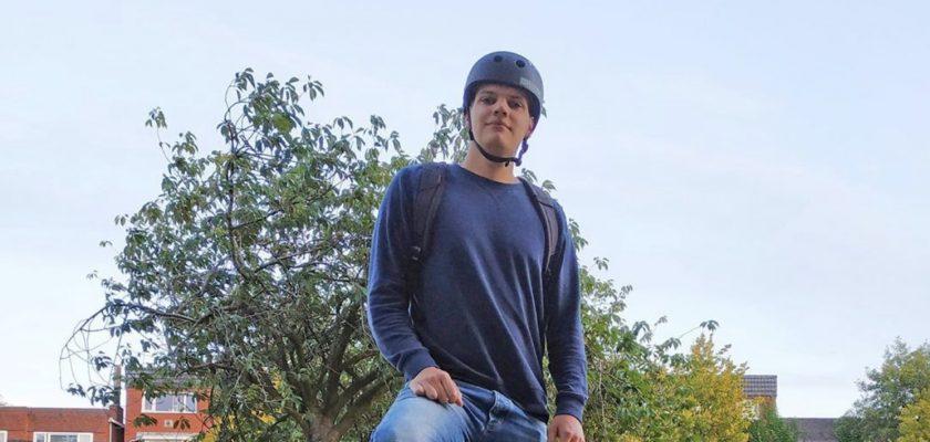Rijdersprofiel: Arjan (24)