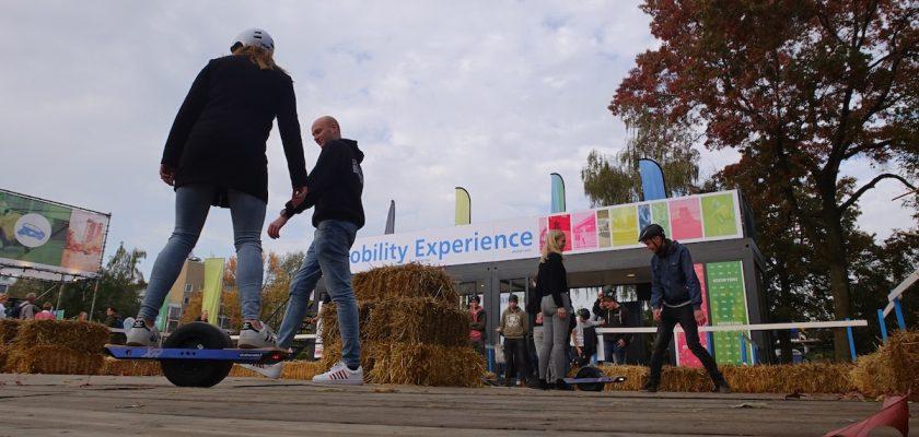 Maak kennis met Boosted en Onewheel op de Dutch Design Week in Eindhoven