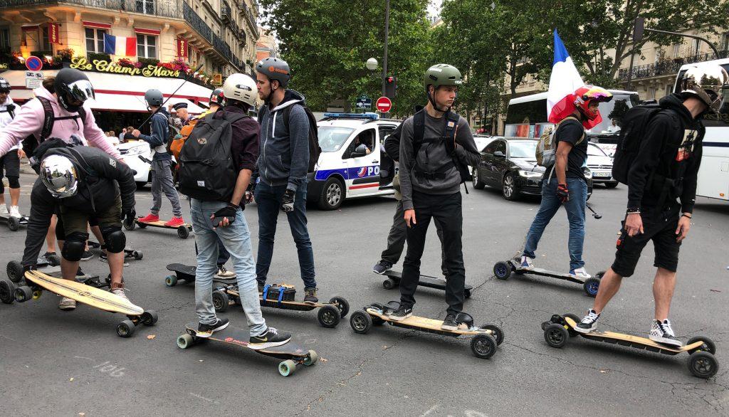 Duizenden Nederlanders rijden op vakantie onverzekerd rond op elektrische e-steps