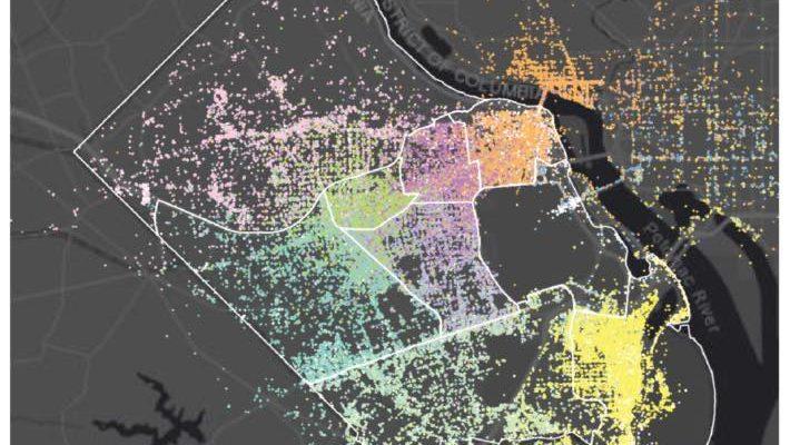 Gemiddelde afstand die Amerikanen afleggen met huurstep is 1,5 kilometer