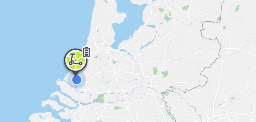 Delft is de eerste stad met elektrische deelsteps in Nederland....