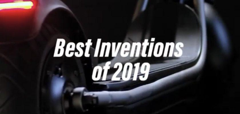 TIME kiest Boosted REV als een van beste uitvindingen van het jaar