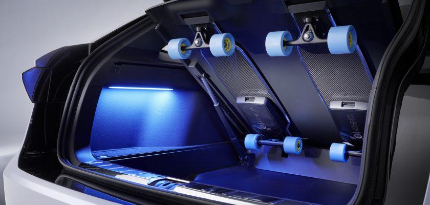 Volkswagen gebruikt elektrische longboards van Mellow voor de last-mile