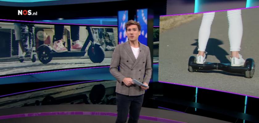 Veilig Verkeer Nederland waarschuwt voor kinderspeelgoed zoals Hoverboards