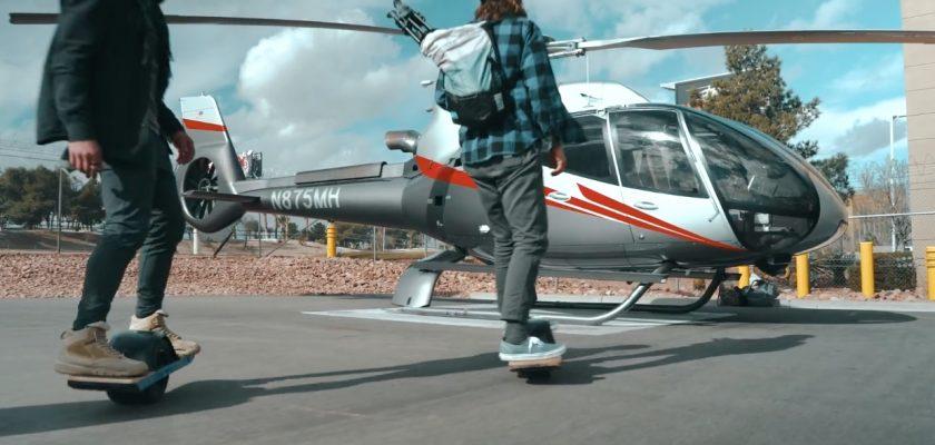 Mobiel Medisch Team kan met Onewheel nog sneller hulp verlenen