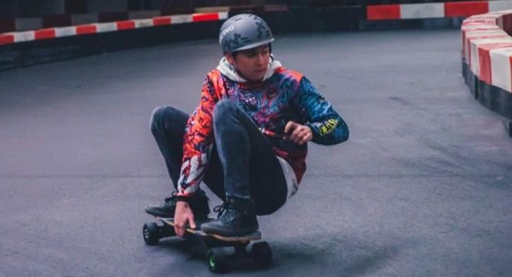 Elektrisch skateboard (ESK8) is veiliger dan je denkt
