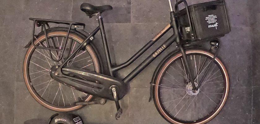 Twee PLEV's nemen dezelfde ruimte in op de weg als één fiets