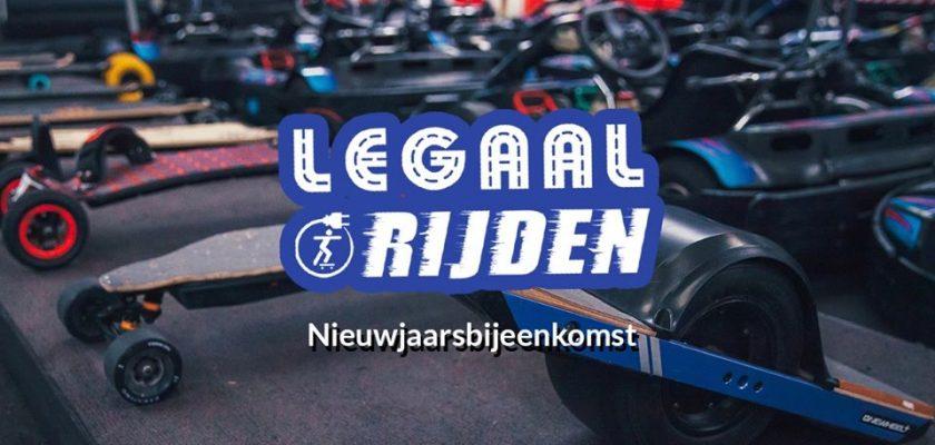 LegaalRijden nieuwjaarsbijeenkomst in Den Haag
