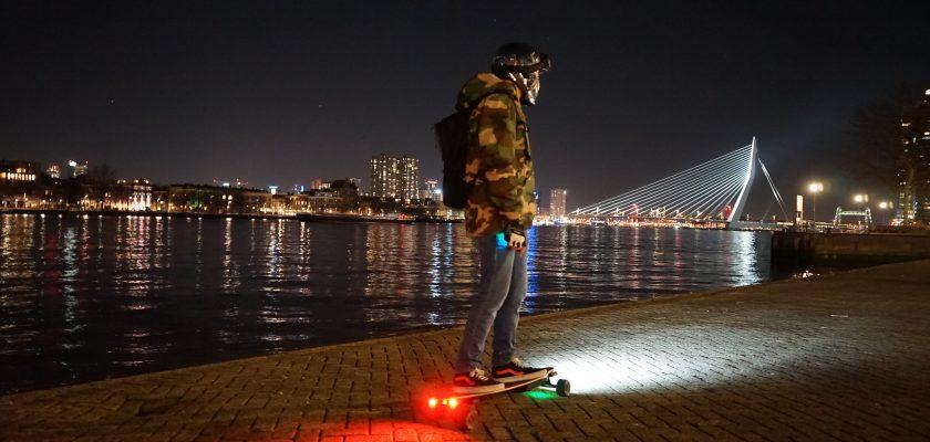 Rotterdam krijgt duizend elektrische deelsteps als het legaal is