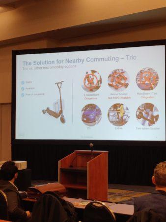 3-wielers met een accu proberen micromobiliteit markt te veroveren