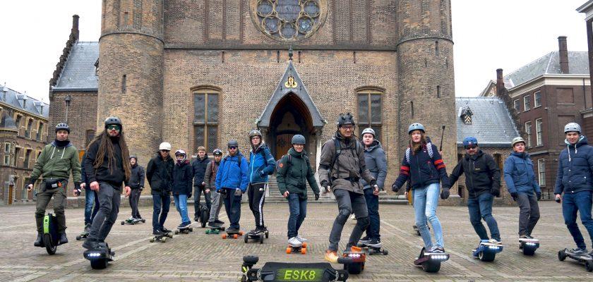 VIDEO: Nederland LOOPT achter! Oproep aan de overheid: Wij willen legaal de weg op