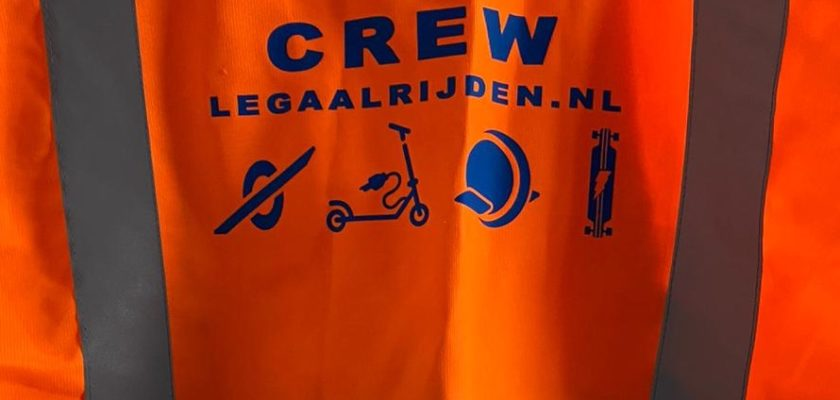 Legaalrijden is de ANWB van nu... If You Can't Beat Us, Join Us