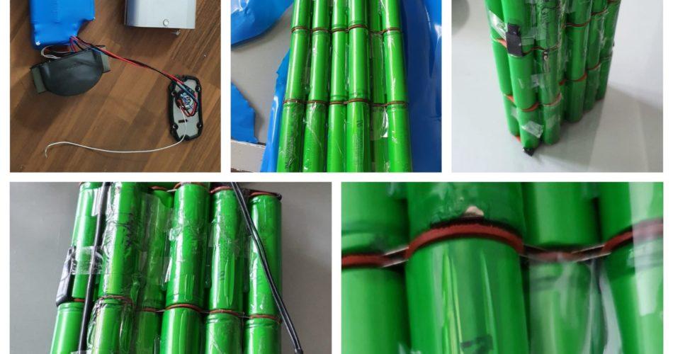 Accu in Gazelle e-bike kwalitatief vergelijkbaar met die van een zelfontbrandend Hoverboard