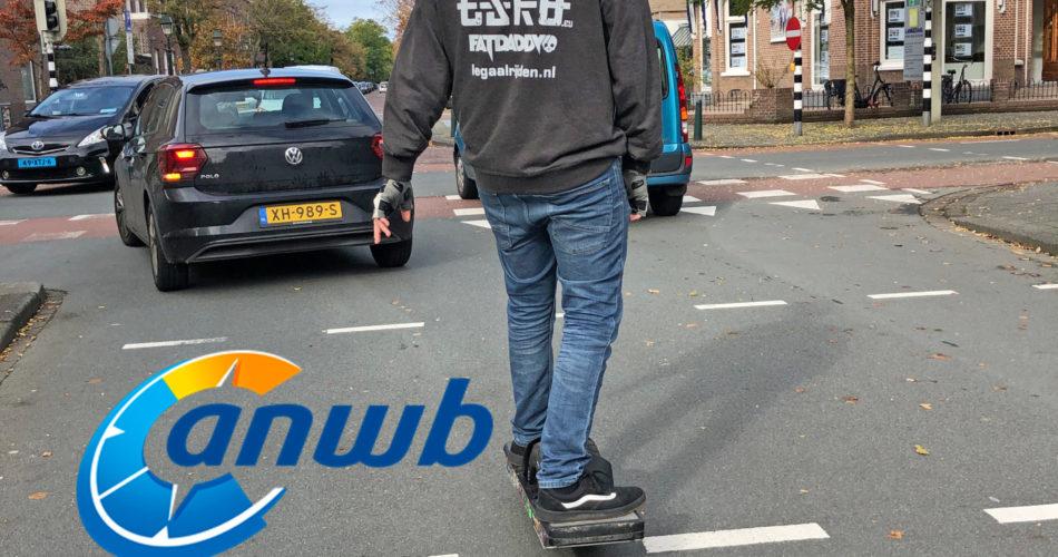 ANWB wil snelle invoering dan wel legalisering van kleine elektrische voertuigen