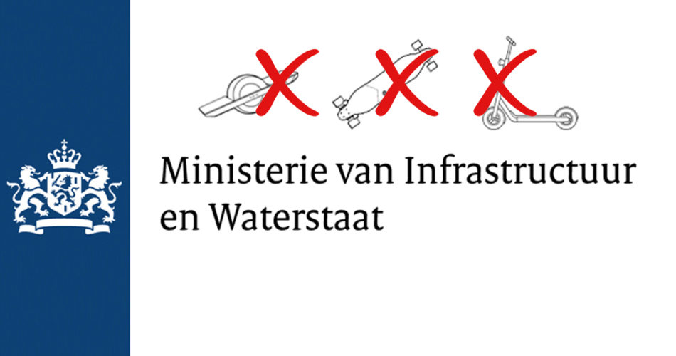 Ministerie stuurt onderzoeken voor toelatingskader Lichte Elektrische Voertuigen naar de Tweede Kamer