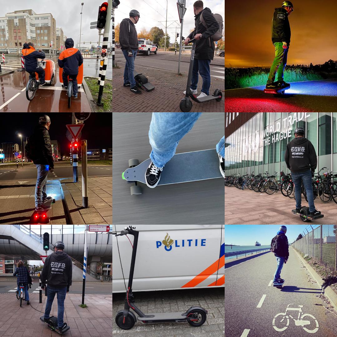 Het Nationale Toelatingskader voor LEV's versus persoonlijke elektrische verplaatsingsvoertuigen