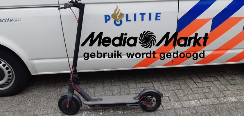 Mediamarkt E Step Is Niet Legaal Maar Het Gebruik Wordt Gedoogd Legaalrijden