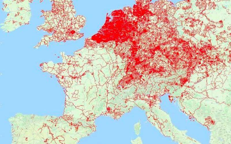 Nederland is naast fietsland ook een prima LEV land