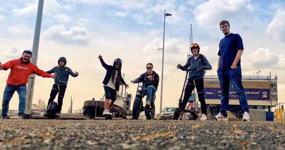 Rotterdam wil qua mobiliteit net als Parijs en Antwerpen zijn