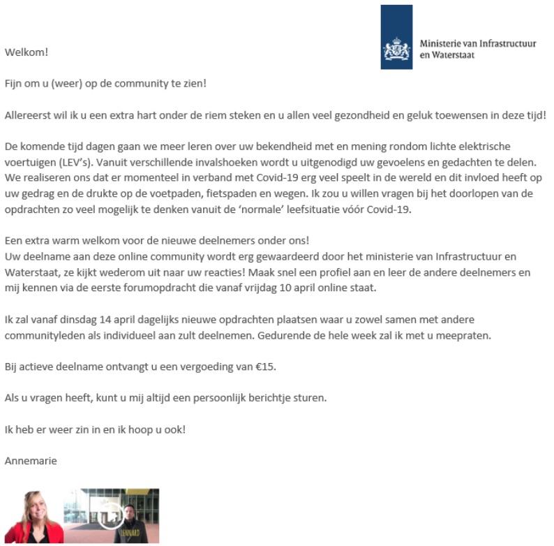 Cora van Nieuwenhuizen stuurt broddelwerk over LEV's naar de Tweede Kamer