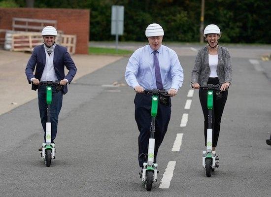 Nederland wereldleider op het gebied van toekomstig transport zoals LEV's?