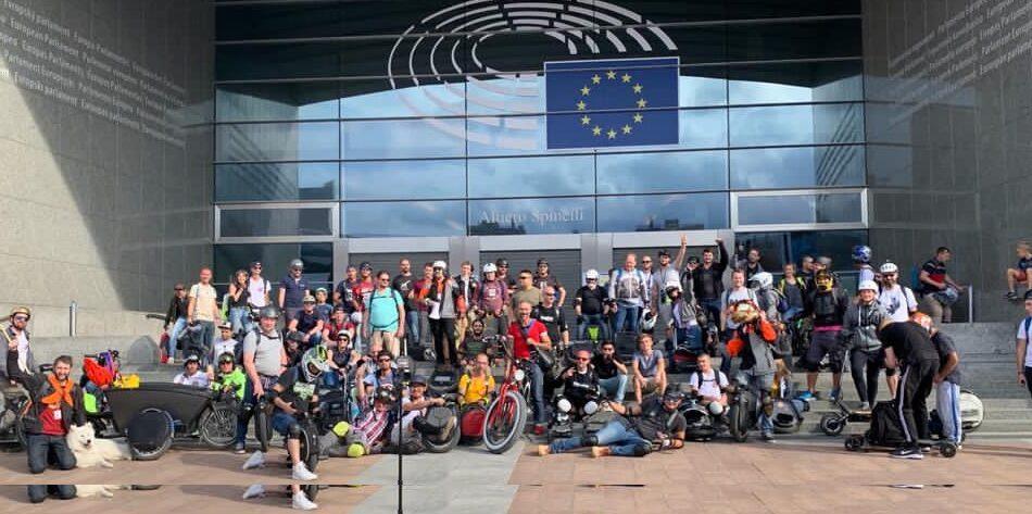 Europese PLEV-norm is klaar maar elektrische skateboards vallen daarbuiten