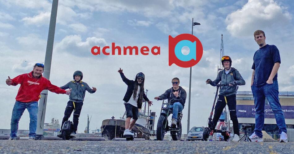 Verkennend gesprek met Achmea over LEV verzekeringen