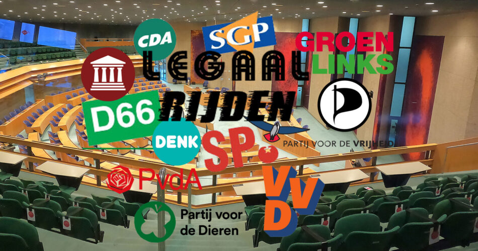Gevestigde politieke partijen vergeten LEVs in verkiezingsprogramma's