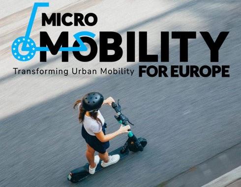Europese deelstep coalitie noemt zich nu Micro Mobility for Europe