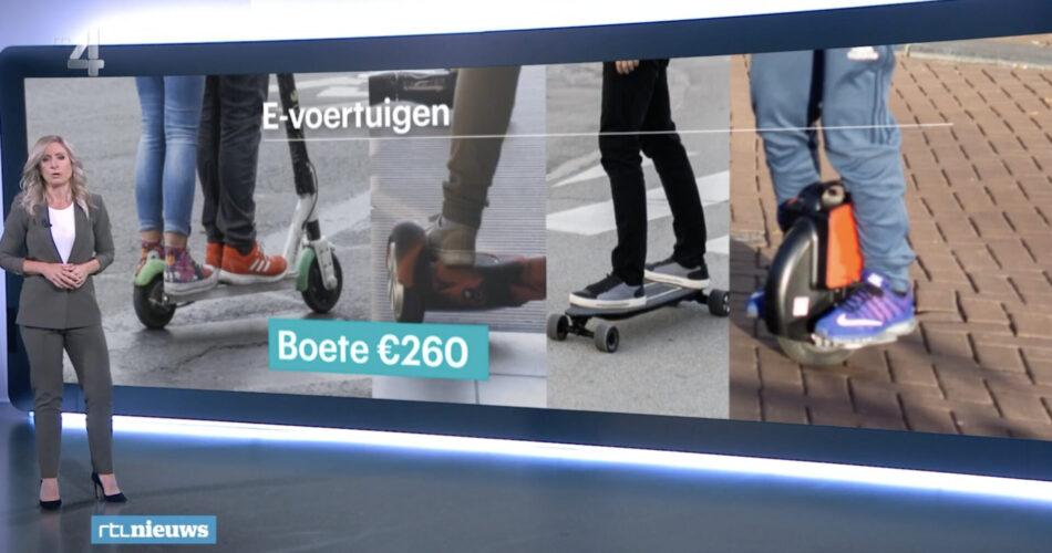 Video: LegaalRijden Demonstratie bij RTL Nieuws