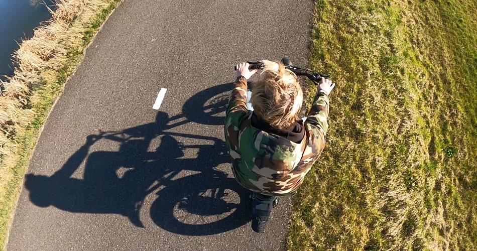 Vorig jaar 229 dodelijk verongelukte fietsers in Nederland bij LEVs 0
