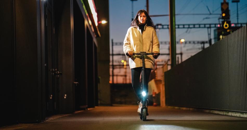 Advocaat: mee steppen met je e-step moet worden gezien als fiets met trapondersteuning