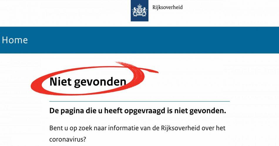 Bericht over E-step met trapondersteuning verdwenen van Rijksoverheid.nl