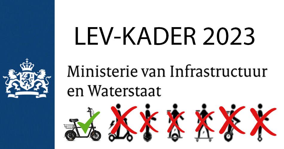Geen Duits model, waarom geen AVP verzekering voor LEVs en de machinerichtlijn